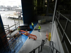 BAe Systems - resin floor