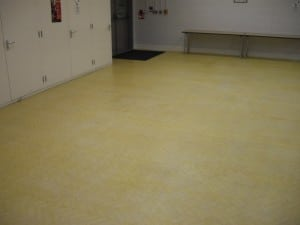 Halton BC - wooden floor