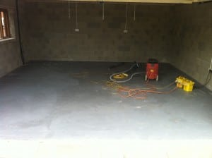 domestic garage 1 - before