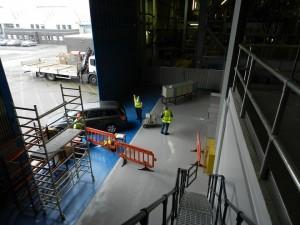 BAe Systems - resin floor