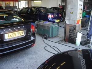 BCA-  garage floor