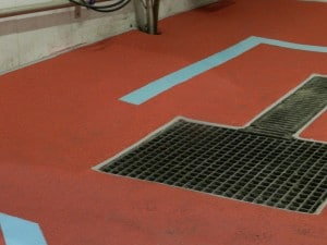 PZ Cussons - bund floor screed