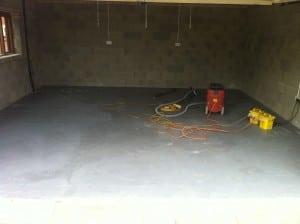 domestic garage 1 - before