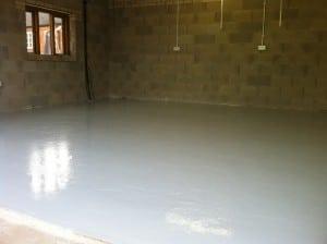 domestic garage floor 2 - after