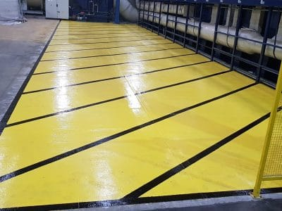 Resin Floor by Cheshire Resin Flooring UK